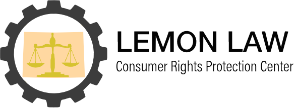 My Colorado Lemon Law Rights